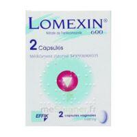 Lomexin 600 Mg Caps Molle Vaginale Plq/2 à Serris