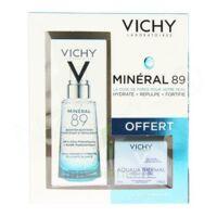 Vichy Minéral 89 + Aqualia Coffret à Serris