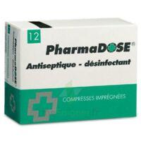 Pharmadose Nettoyage Plaies Superficielles, Bt 12 à Serris