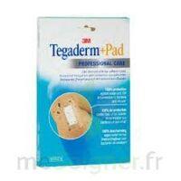 Tegaderm + Pad, 5 Cm X 7 Cm , Bt 10 à Serris