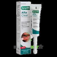 Gum Aftaclear Gel Aphtes Lésions Buccales 10ml à Serris
