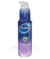 Manix Gel Lubrifiant Infiniti 100ml à Serris