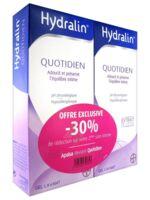 Hydralin Quotidien Gel Lavant Usage Intime 2*200ml à Serris