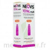 Neovis Total Multi S Ophtalmique Lubrifiante Pour Instillation Oculaire Fl/15ml à Serris