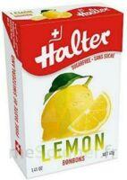 Halter Sans Sucre Bonbon Citron B/40g à Serris