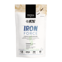 Stc Nutrition Iron Force® Protein - Vanille à Serris