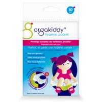 Orgakiddy Protège-cuvette Toilettes Xl Pochette/10 à Serris