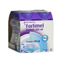 Fortimel Protein Sensation Nutriment Neutre 4 Bouteilles/200ml à Serris