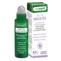 Olioseptil Huile Essentielle Maux De Tête Roll-on/5ml à Serris
