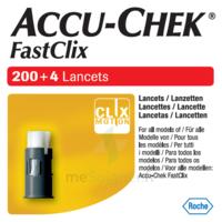 Accu-chek Fastclix Lancettes B/204 à Serris