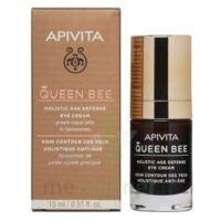 Apivita - Queen Bee Soin Contour Des Yeux Holistique Anti-âge 15ml à Serris