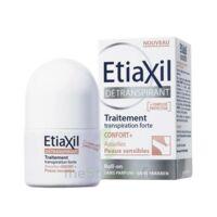 Etiaxil Aisselles Déodorant Confort + Roll-on/15ml à Serris