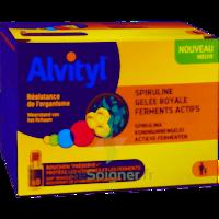 Alvityl Resist Solution Buvable 8 Fioles à Serris
