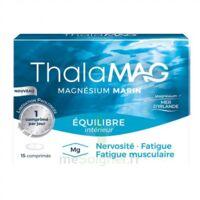 Thalamag Equilibre Interieur Lp Magnésium Comprimés B/15 à Serris