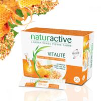 Naturactive Phytothérapie Fluides Solution Buvable Vitalité 2b/20 Sticks/10ml à Serris