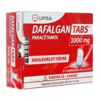 Dafalgantabs 1 G Cpr Pell Plq/8 à Serris