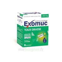 Exomuc 200 Mg, Granulés Pour Usage Oral En Sachet 15 Sachets/2g à Serris