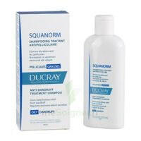 Ducray Squanorm Shampooing Pellicule Grasse 200ml à Serris