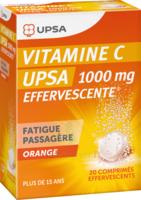Vitamine C Upsa Effervescente 1000 Mg, Comprimé Effervescent à Serris