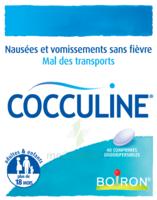 Boiron Cocculine Comprimés Orodispersibles B/40 à Serris