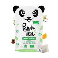 Panda Tea Green Energy 28 Sachets à Serris